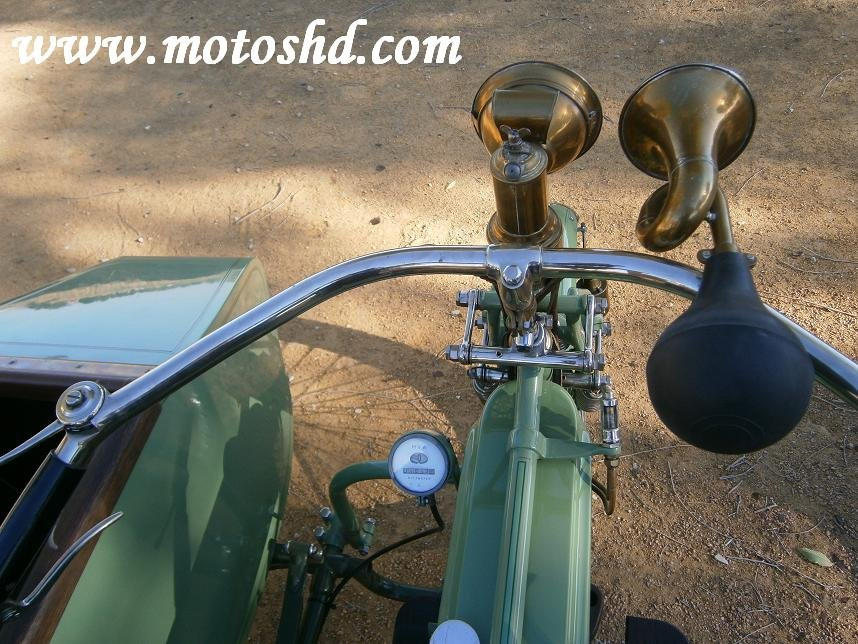 Husqvarna 145 with sidecar from 1916.Spectacular combination For Sale (picture 10 of 12)