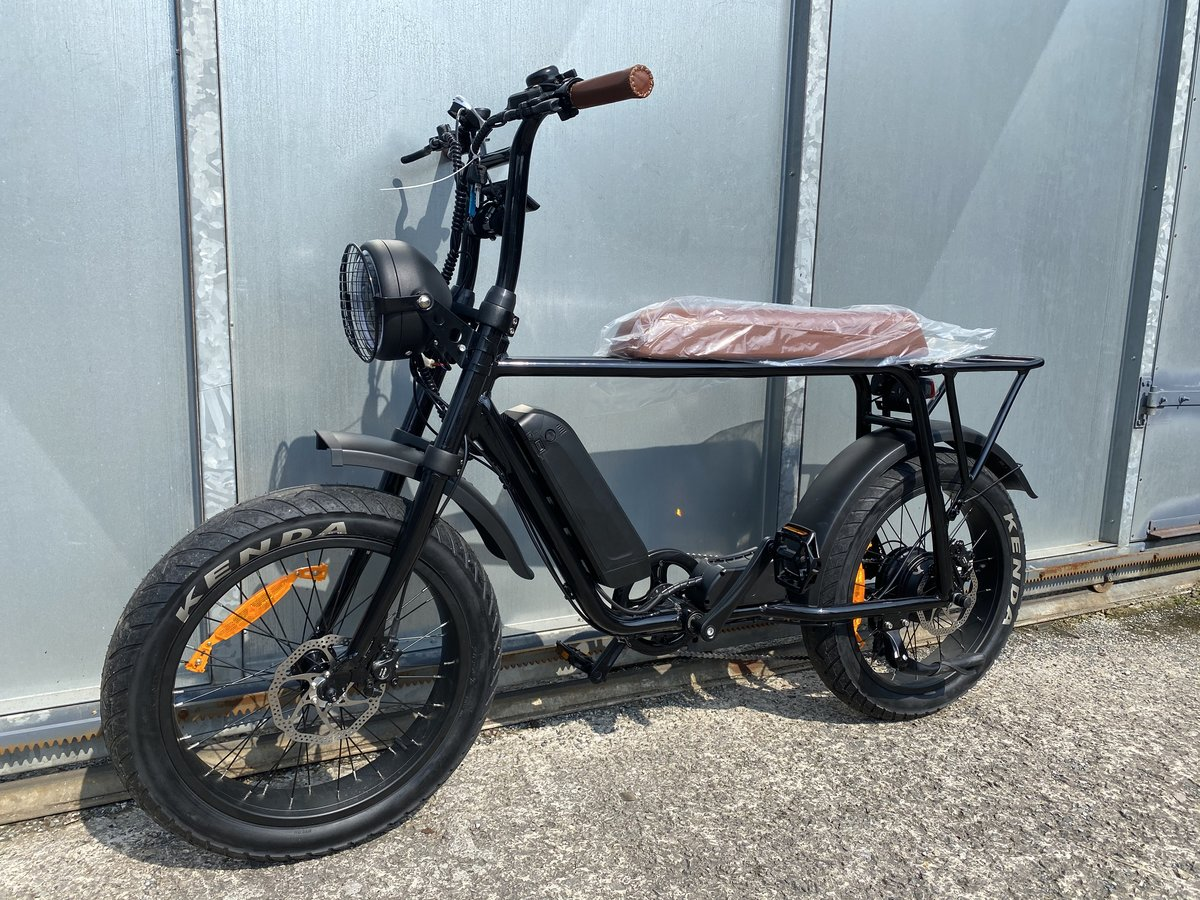 2020 E-BIKE ELECTRIC NEW FOLDING MONKEY BIKE IDEAL CAMPER CARAVAN For Sale (picture 3 of 6)