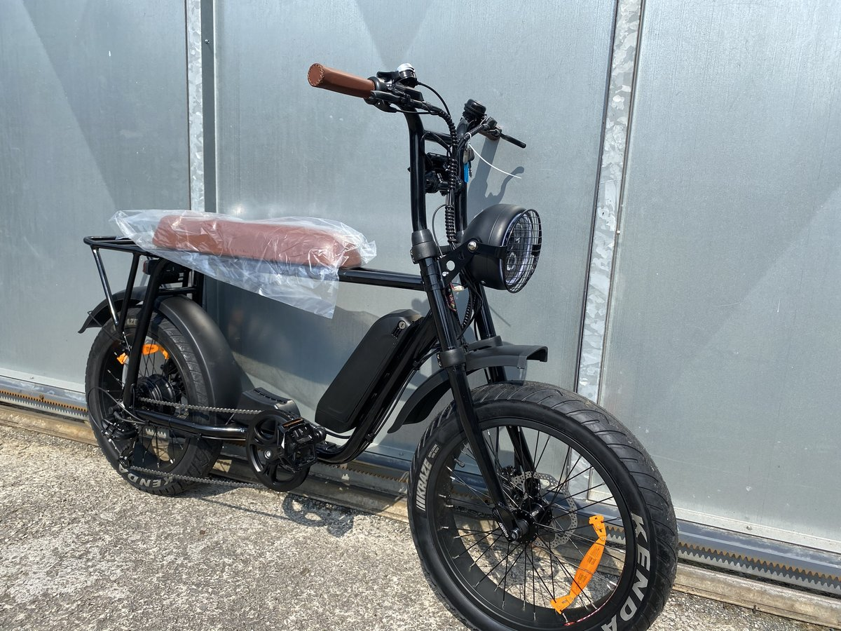 2020 E-BIKE ELECTRIC NEW FOLDING MONKEY BIKE IDEAL CAMPER CARAVAN For Sale (picture 4 of 6)