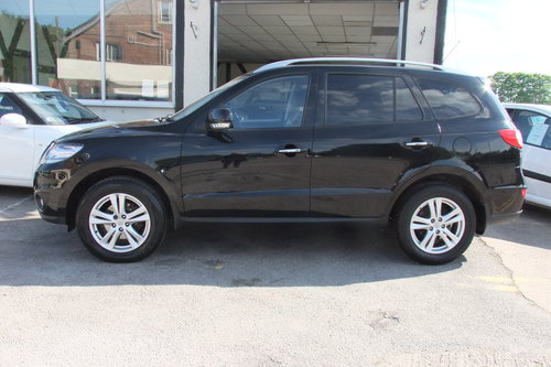 2010 HYUNDAI SANTA FE 2.2 STYLE CRDI 5DR SOLD (picture 2 of 6)