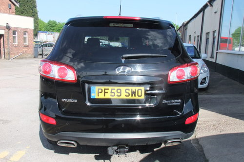2010 HYUNDAI SANTA FE 2.2 STYLE CRDI 5DR SOLD (picture 5 of 6)