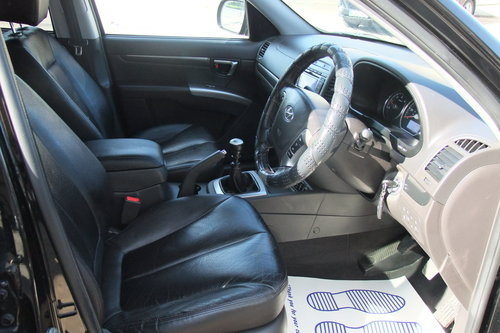 2010 HYUNDAI SANTA FE 2.2 STYLE CRDI 5DR SOLD (picture 6 of 6)