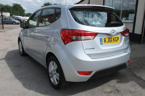 2011 HYUNDAI IX20 1.6 ACTIVE 5DR AUTOMATIC SOLD (picture 3 of 6)