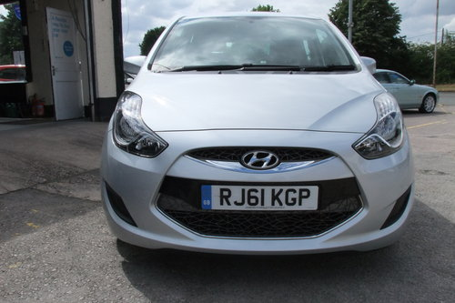 2011 HYUNDAI IX20 1.6 ACTIVE 5DR AUTOMATIC SOLD (picture 4 of 6)