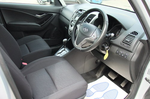 2011 HYUNDAI IX20 1.6 ACTIVE 5DR AUTOMATIC SOLD (picture 6 of 6)