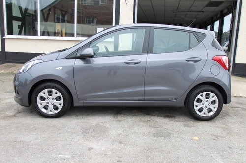 2016 HYUNDAI I10 1.2 SE 5DR SOLD (picture 2 of 6)