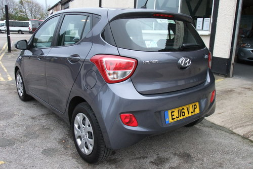 2016 HYUNDAI I10 1.2 SE 5DR SOLD (picture 3 of 6)