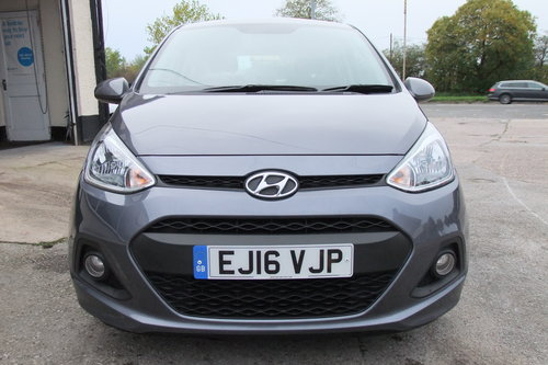 2016 HYUNDAI I10 1.2 SE 5DR SOLD (picture 4 of 6)