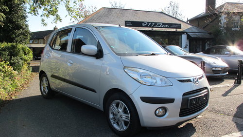 2010 Hyundai i10 Comfort 1.2 Automatic 5 Dr With Air-Conditioning For Sale (picture 2 of 6)