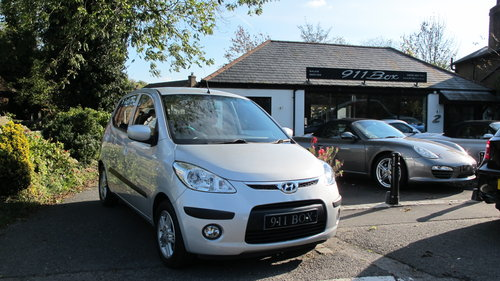 2010 Hyundai i10 Comfort 1.2 Automatic 5 Dr With Air-Conditioning For Sale (picture 3 of 6)
