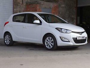 2014 Hyundai I20 1.2 Active 5DR For Sale