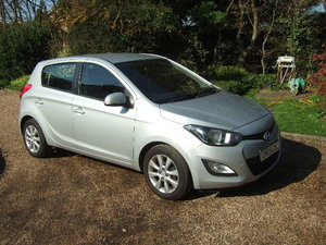 2013 Hyundai i20 Active 5-door 1.2 litre For Sale