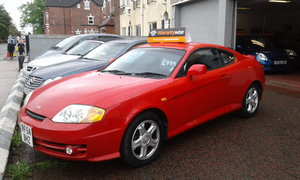 2004 HYUNDAI COUPE S 1,6 ONE OWNER  FULL SERVICE HISTORY For Sale