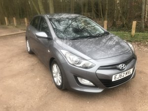 2013 HYUNDAI I30 JUST 32000 MILES AND ONE OWNER FROM NEW