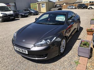 2008 Hyundai Coupe 1.6 SIII S 3dr