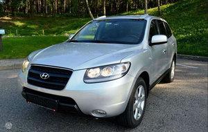 2009 LHD Hyundai Santa Fe 2.2CRTD,7 Seater, LEFT HAND DRIVE