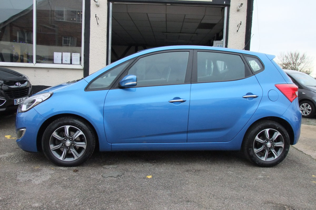 2015 HYUNDAI IX20 1.6 SE 5DR AUTOMATIC SOLD (picture 2 of 6)