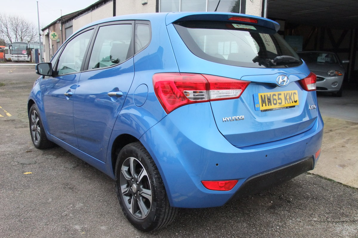 2015 HYUNDAI IX20 1.6 SE 5DR AUTOMATIC SOLD (picture 3 of 6)