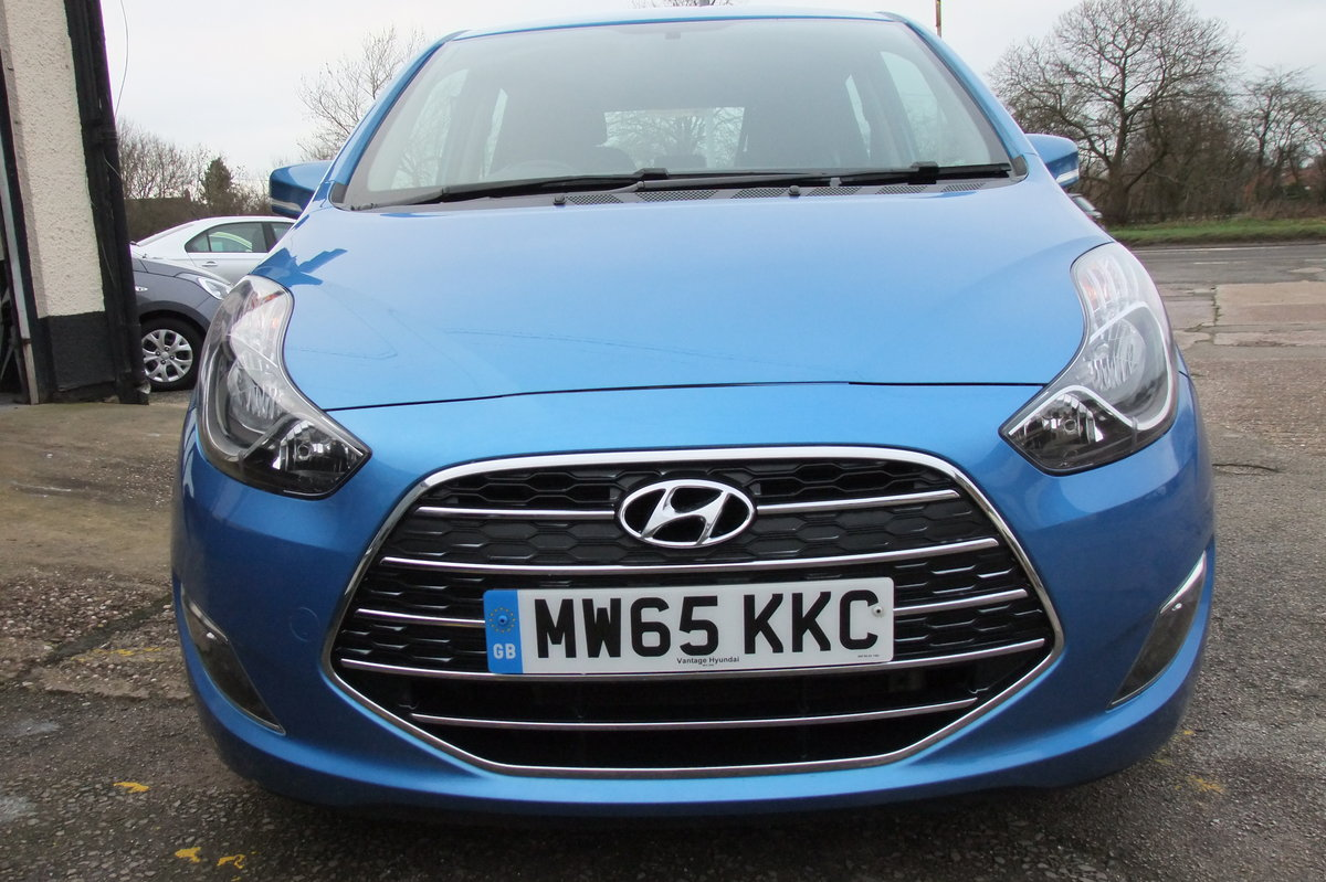 2015 HYUNDAI IX20 1.6 SE 5DR AUTOMATIC SOLD (picture 4 of 6)