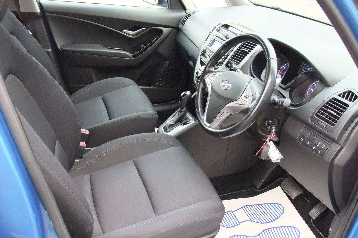 2015 HYUNDAI IX20 1.6 SE 5DR AUTOMATIC SOLD (picture 6 of 6)