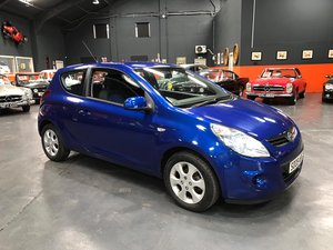 Picture of HYUNDAI I20 1.2 COMFORT 3d 77 BHP 2009 FULL SERVICE HISTORY, SOLD