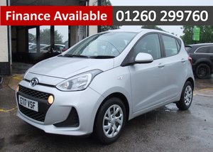 Picture of 2017 HYUNDAI I10 1.0 SE 5DR SOLD