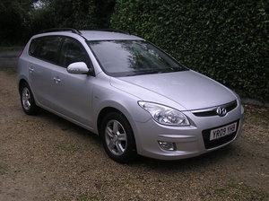 2009 Hyundai i30 1.6 CRDi Comfort estate