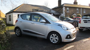 2015 HYUNDAI I10 SE MANUAL 5 DOOR ONLY 9000 MILES AIR-CON