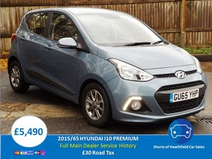 2015/65 Hyundai i10 Premium 1.2 (87ps) Facelift