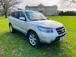 2009 LHD Hyundai Santa Fe 2.2CRTD,7 Seater, LEFT HAND DRIVE For Sale