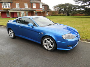 2005 Hyundai Coupe SOLD