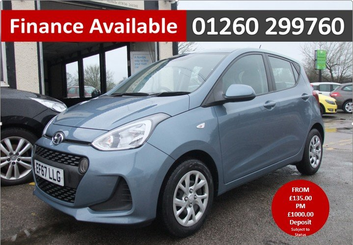 2017 HYUNDAI I10 1.0 SE 5DR For Sale (picture 1 of 3)