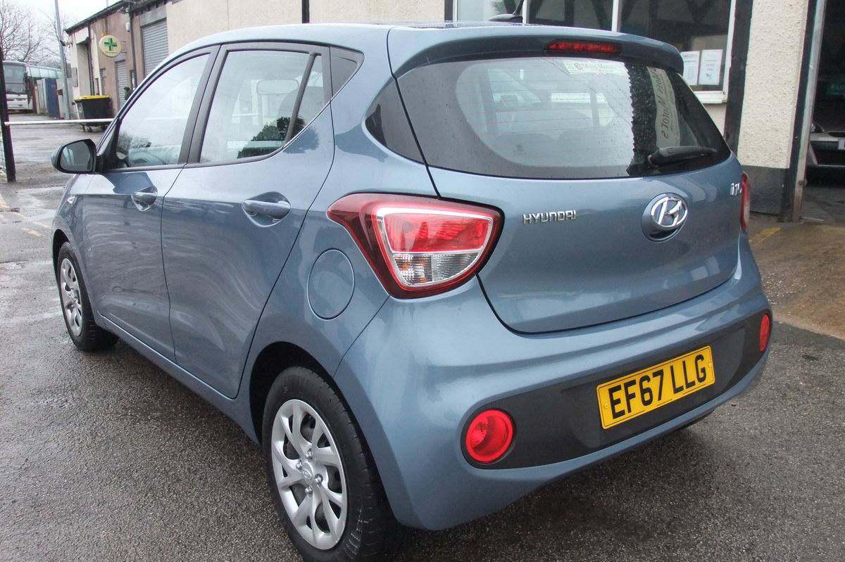 2017 HYUNDAI I10 1.0 SE 5DR For Sale (picture 3 of 3)