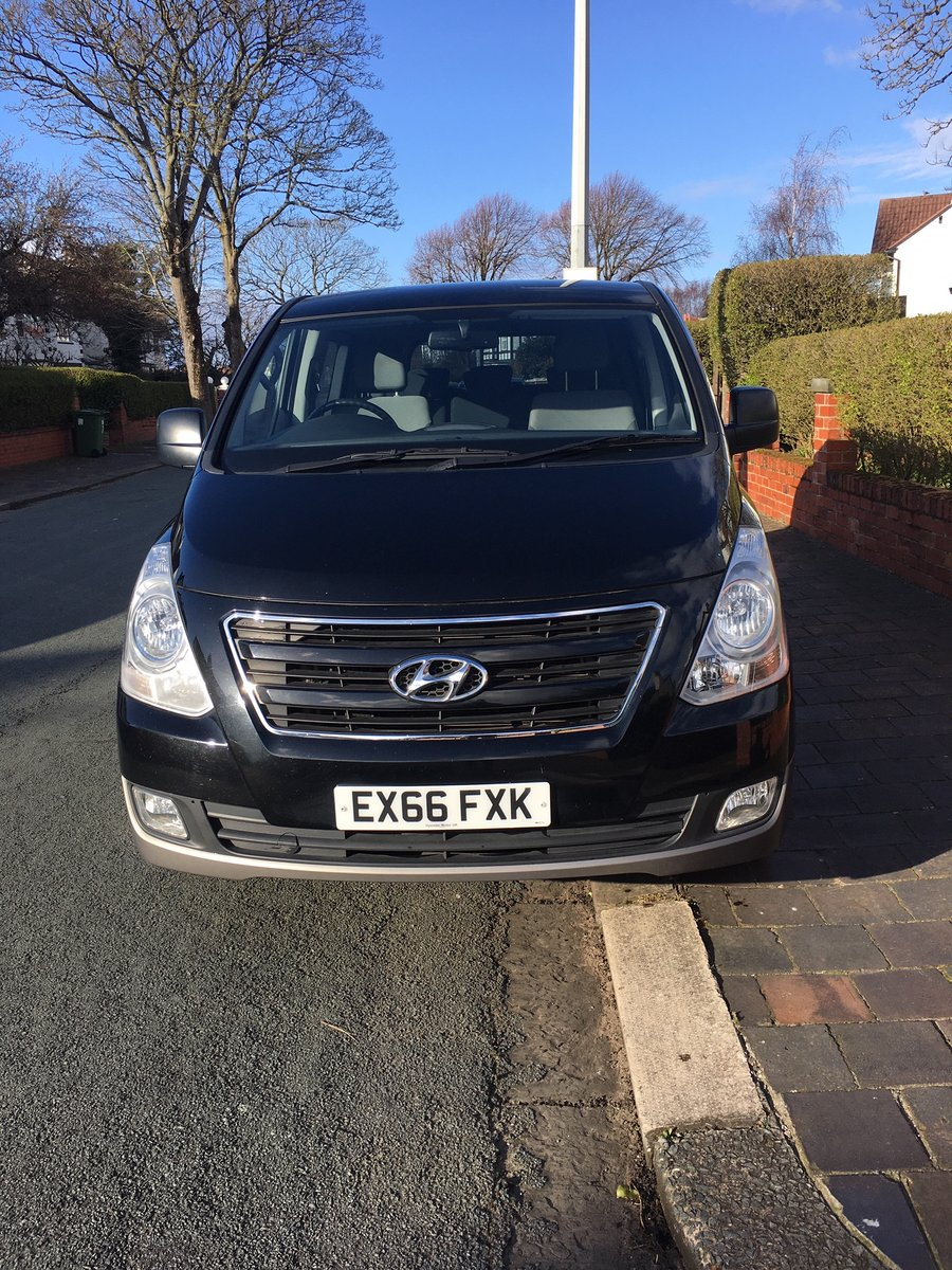 2016 Hyundai i800 auto (adblu) For Sale (picture 1 of 6)