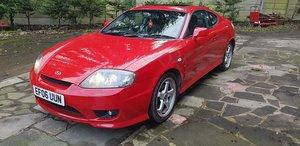 2006 Hyundai Manual V6 2.7 top spec low miles