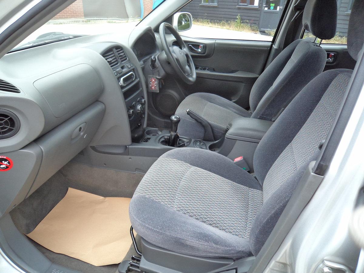 2003 Hyundai Santa fe 4x4 Diesel Manual For Sale (picture 4 of 6)