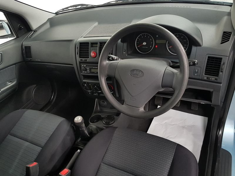 2007 BLUE HYUNDAI GETZ 1.1 GSi* GEN 45,000 MILES*STUNNING For Sale (picture 5 of 6)