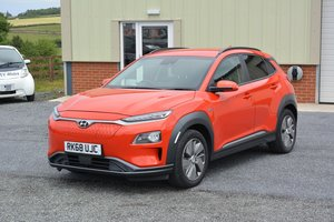 Hyundai Kona Fully Electric - Massive 279 mile range!