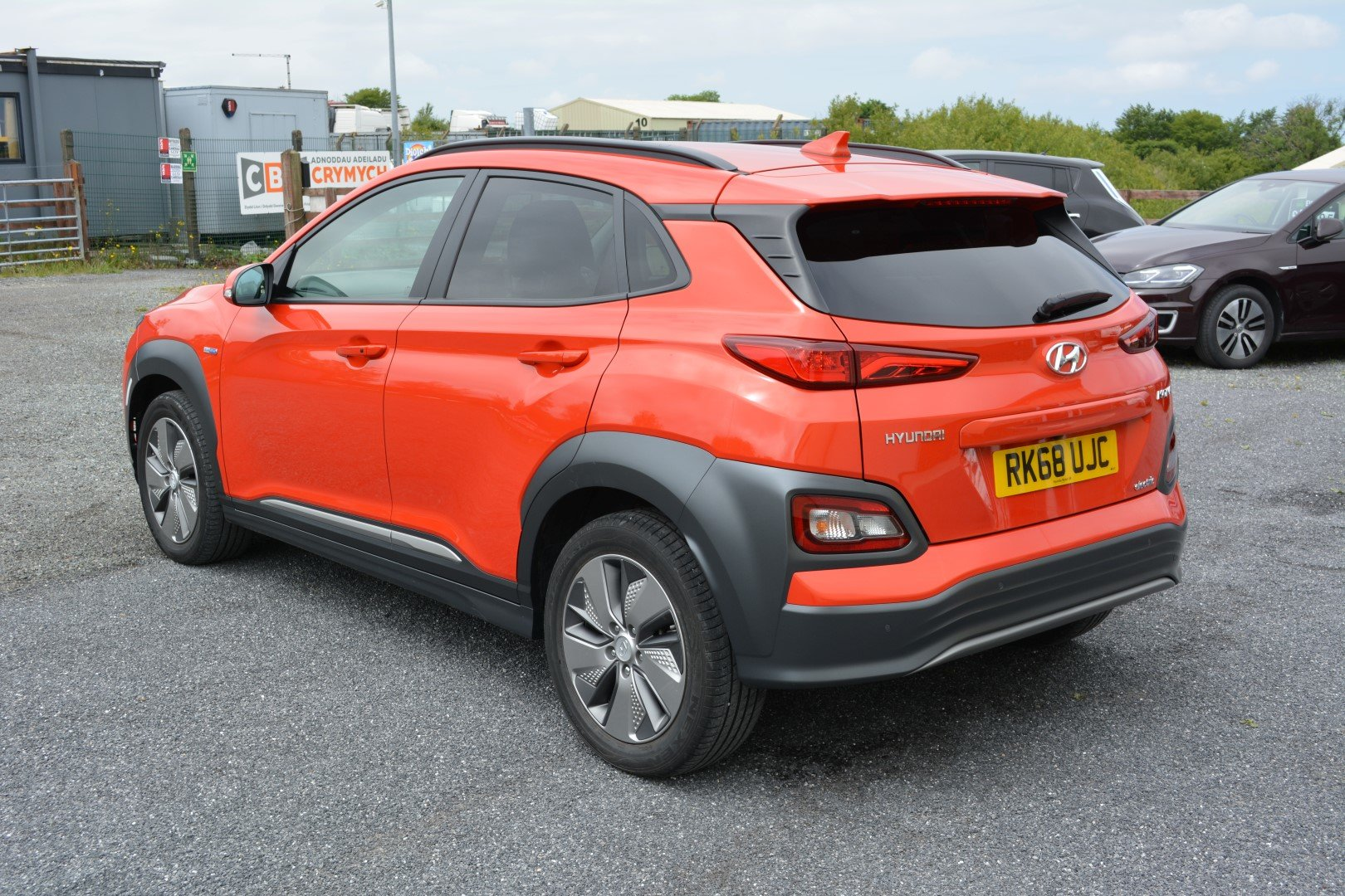 2018 Hyundai Kona Fully Electric - Massive 279 mile range! For Sale (picture 2 of 6)