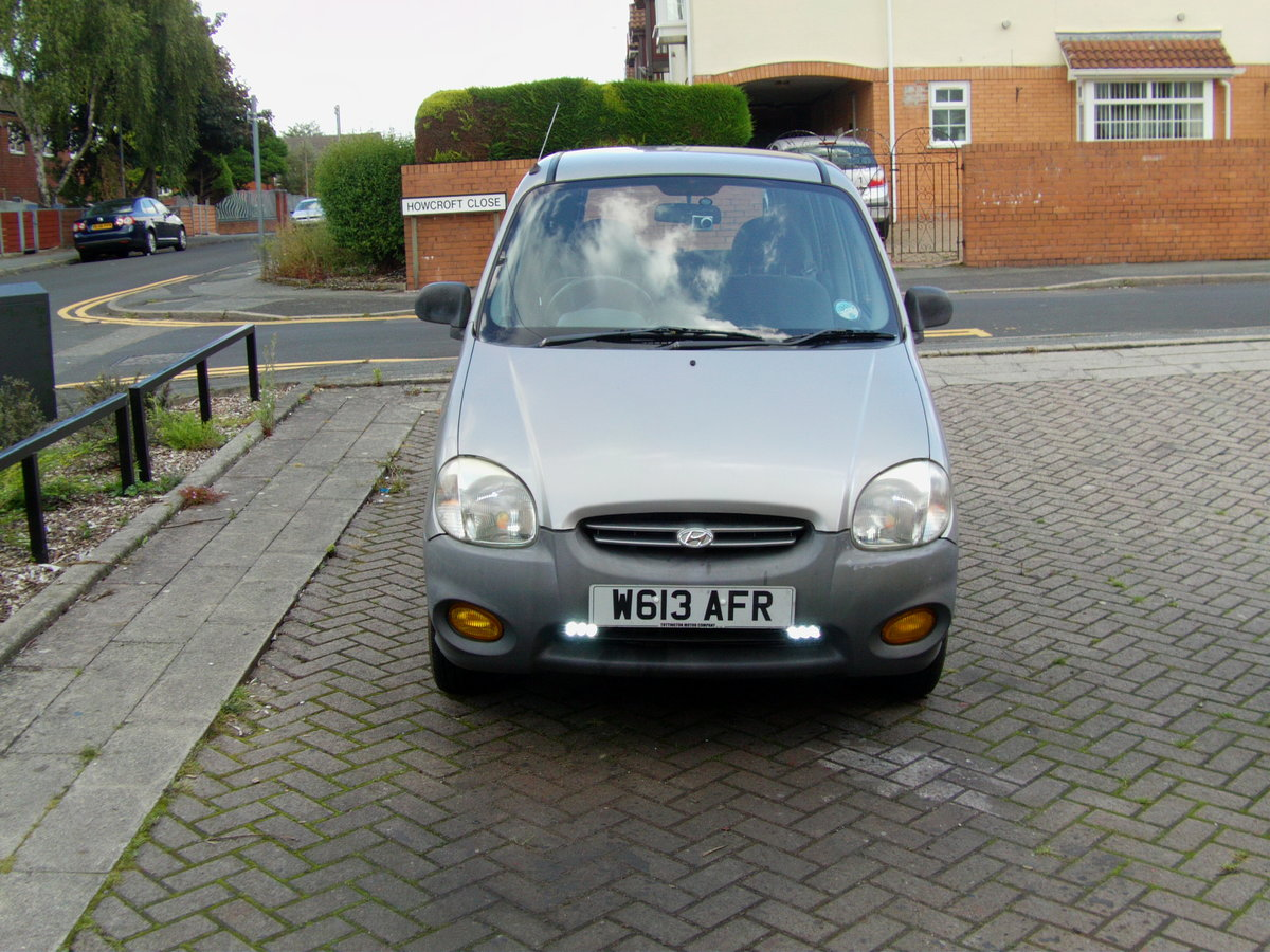 2000 atoz + hyundai 1.0 For Sale (picture 1 of 6)