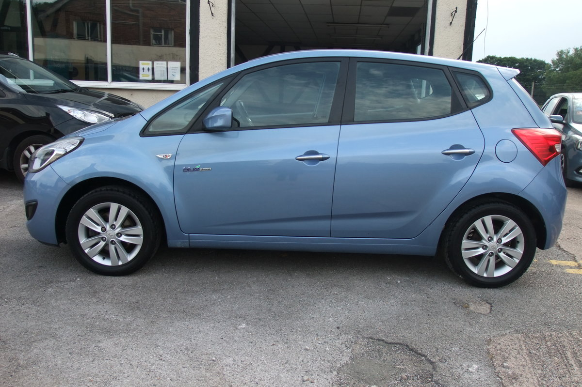 2012 HYUNDAI IX20 1.4 ACTIVE 5DR SOLD (picture 2 of 6)