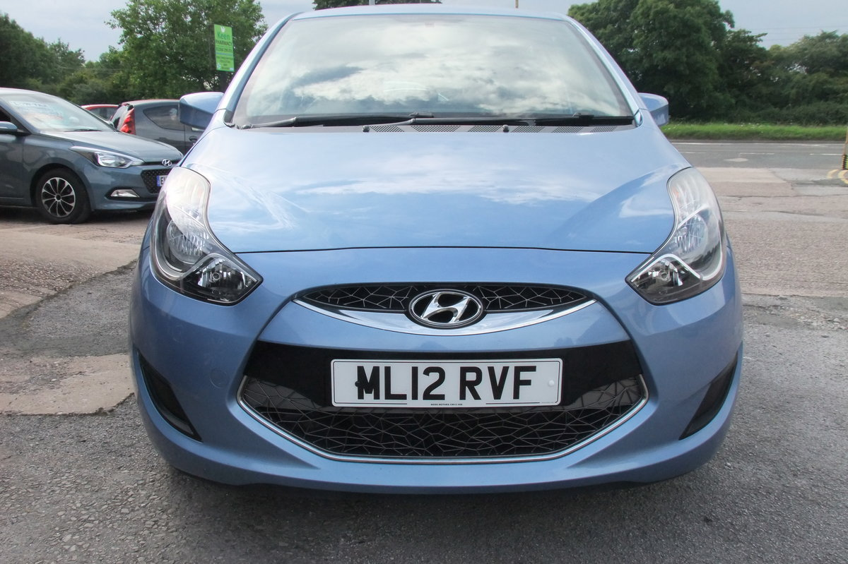 2012 HYUNDAI IX20 1.4 ACTIVE 5DR SOLD (picture 4 of 6)