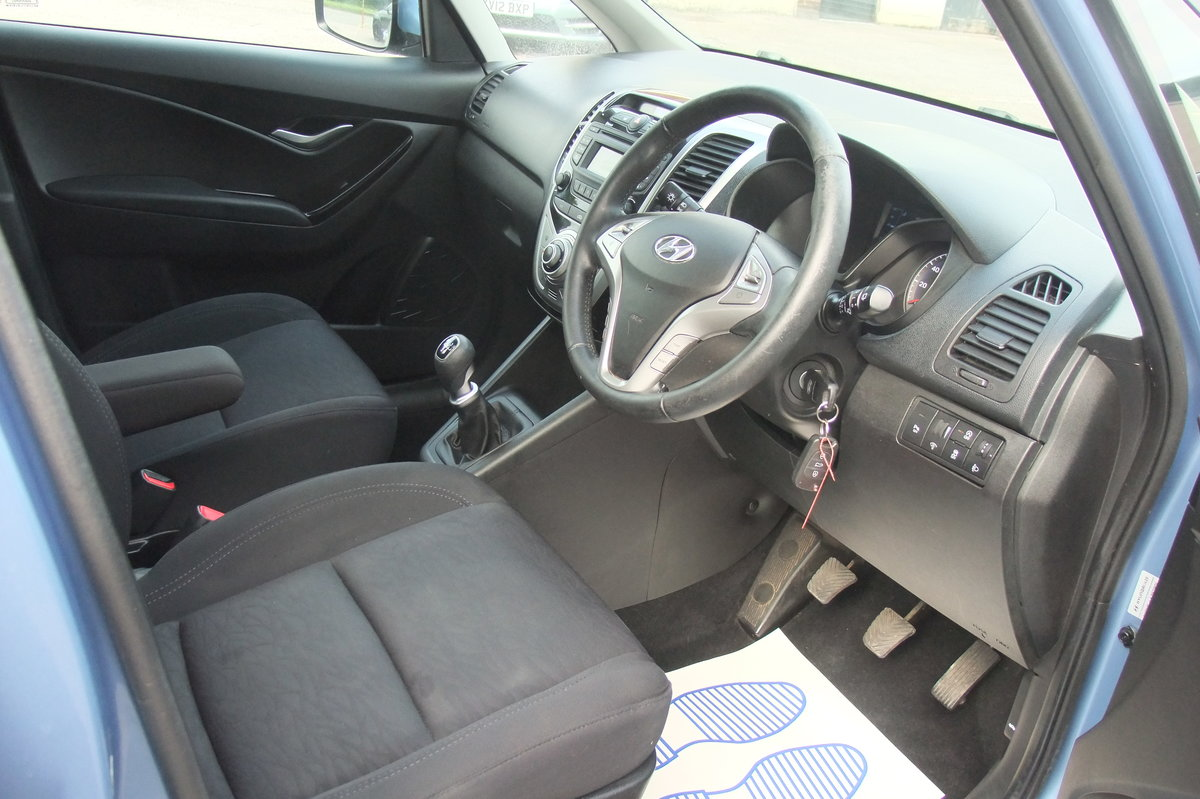 2012 HYUNDAI IX20 1.4 ACTIVE 5DR SOLD (picture 6 of 6)