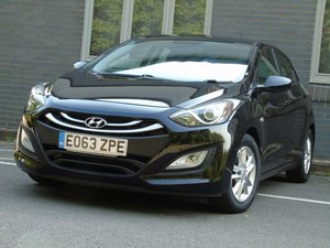 2013 Hyundai i30 1.4 Active 5dr