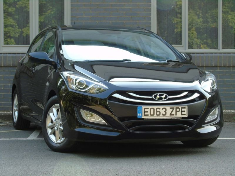 2013 Hyundai i30 1.4 Active 5dr SOLD (picture 2 of 10)