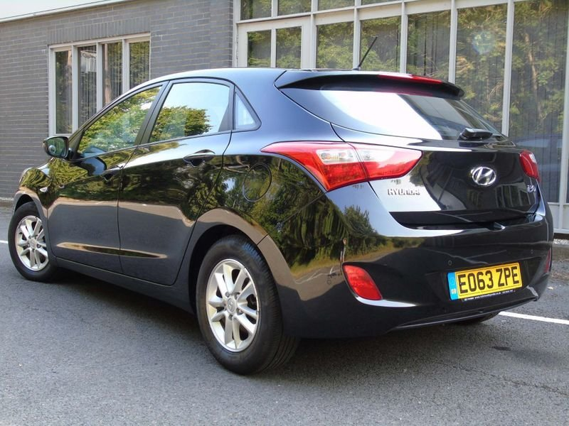 2013 Hyundai i30 1.4 Active 5dr SOLD (picture 5 of 10)