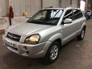 Hyundai Tucson 2.0 CRTD Premium 2WD 5dr