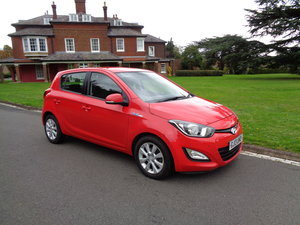 Picture of 2013 Hyundai i20 Diesel