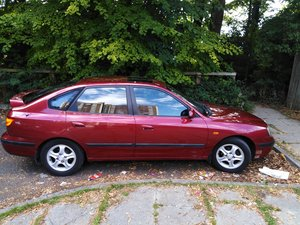 Picture of 2002 1.8L Hyandai Elantra