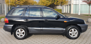 HYUNDAI  Santa fe 2.0 crtd gsi diesel auto 1 owner